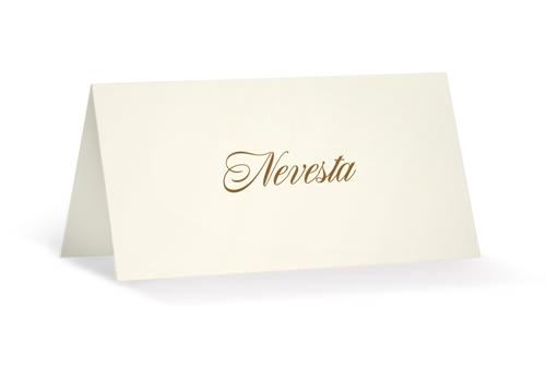 987c0cc5c969 Menovka na svadobný stôl  Menovka na svadobný stôl s dotlačou mena ...