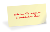 Pozvánka Post-it